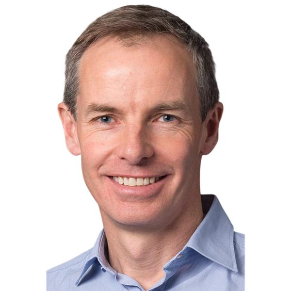Portrait of Julian Elliot