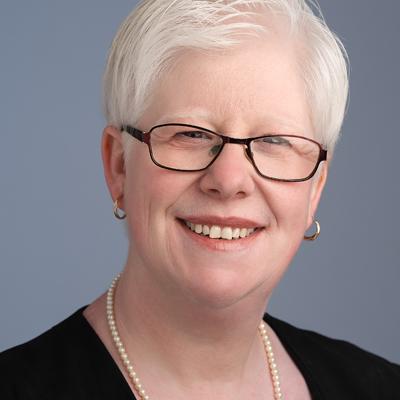 Portrait of Penny Dakin