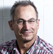 Portrait of Phillip Russo